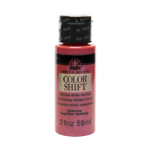 Best Value In Europe Qualified Plaid Folkart Color Shift Acrylic Paint 2oz Craft Strengthening Waist And Sinews