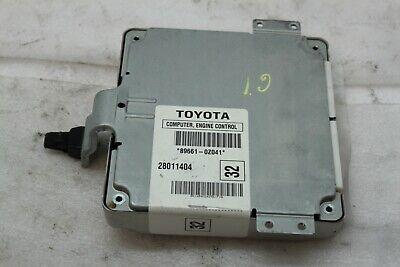 2005-2007 Toyota Corolla or Matrix 1.8 ecm ecu computer 89661-02K50