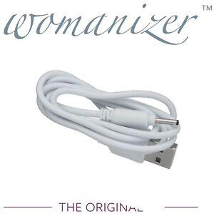 Womanizer-Charger-W500-Size-Pro40-amp-Starlet-cavo-aliimentazione-USB-ricambio