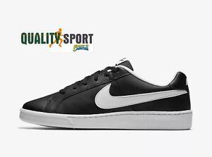 Caricamento dell immagine in corso Nike-Court-Royale-Nero-Scarpe-Shoes-Uomo -Sportive- e4e429d4399