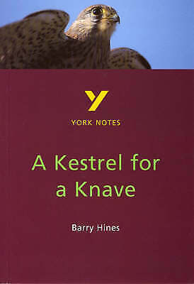 1 of 1 - Wright, Chrissie, A Kestrel for a Knave (York Notes), Very Good Book