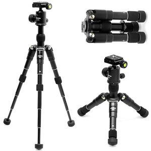 HORUSBENNU-D-SLR-RF-Camera-Table-Top-Traveler-Mini-Tripod-TM-5-Ball-Head-LX-30TL