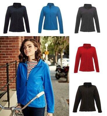 Regatta - Ladies Micro Fleece Jacket - Full Zip - Various Colours