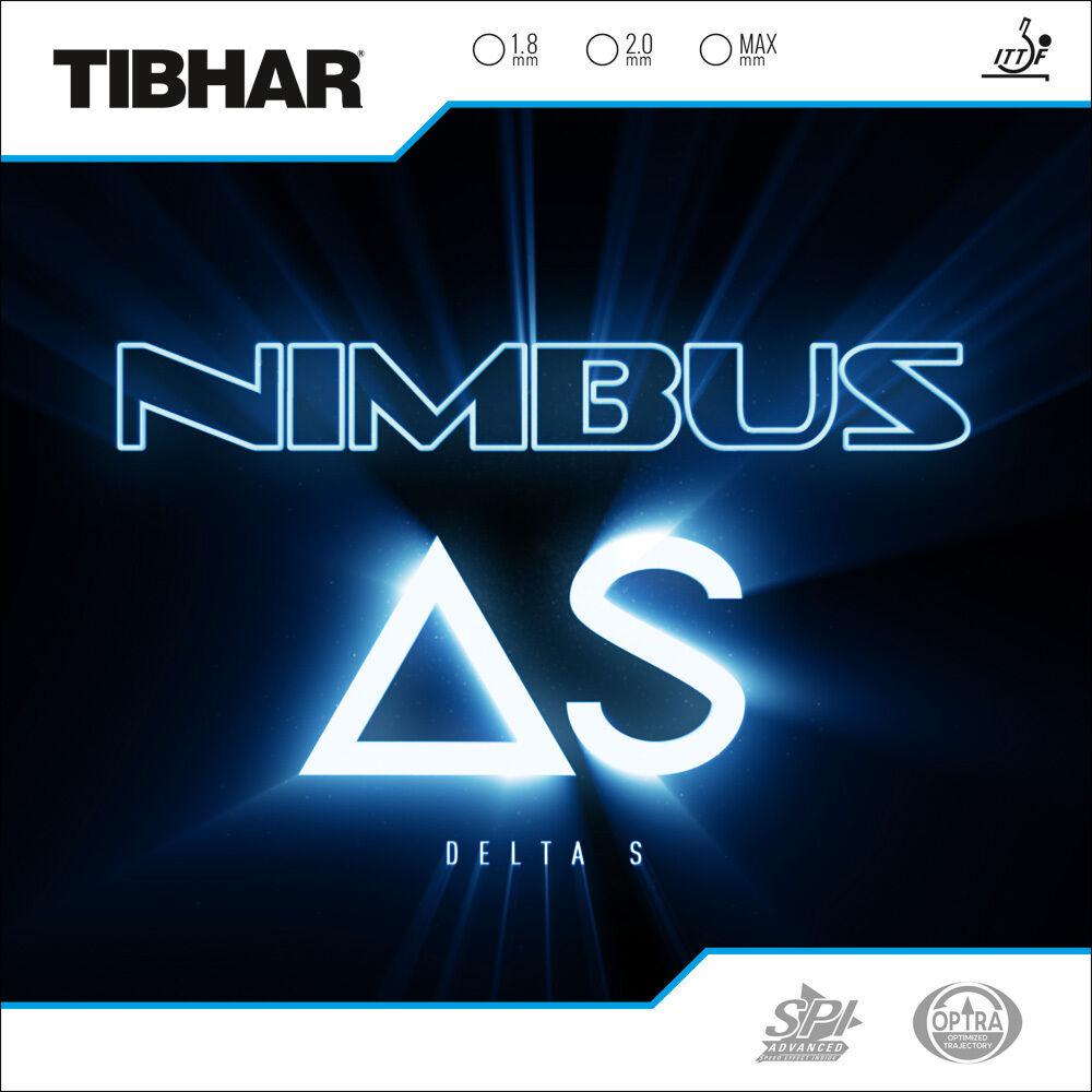 Tibhar Nimbus Delta S TENNIS DE table-revêtement surface de tennis de table