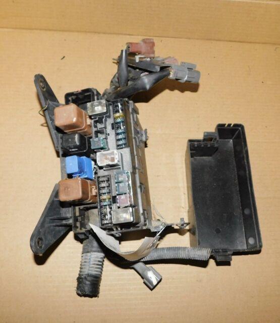 2003 04 Nissan Frontier Xterra Fuse Box Panel Genuine Oem