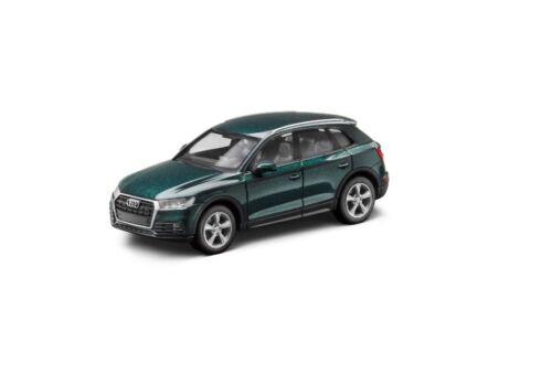 ORIGINALE Audi q5 8r SUV modello di auto 1:87 VERDE Azzorre Azzorre VERDE 5011605621