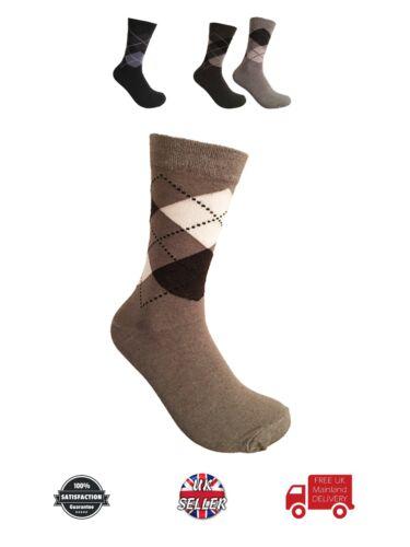 Clásico de alta calidad Argyle Calcetines al tobillo venta a granel Venta Mayorista Multi Color Diseñador