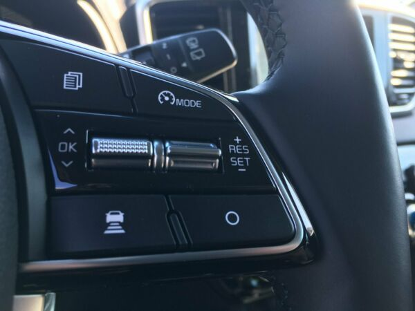 Kia Sportage 1,6 CRDi MHEV Comfort Edition DCT billede 11