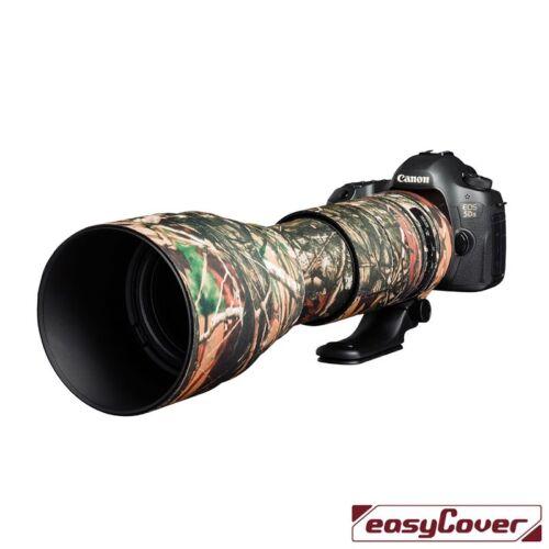Easycover lens Oak F Tamron 150-600mm f//5-6.3 di VC usd g2 de bosque camuflaje