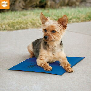 K-amp-H-SMALL-11-034-X-15-034-COOLIN-PET-PAD-SMALL-DOG-PUPPY-COOLING-PAD-MAT-1767