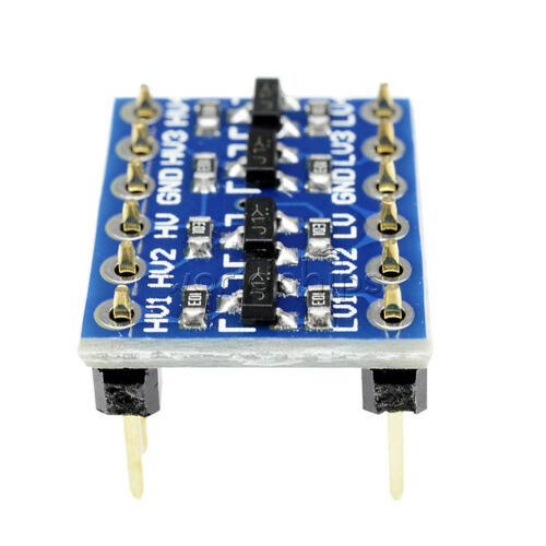 5Pcs 4 Channel IIC I2C Logic Level Converter Bi-Directional Module 5V to 3.3V
