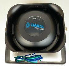 Damega Slim Siren Speaker 100w 11ohm New Open Box