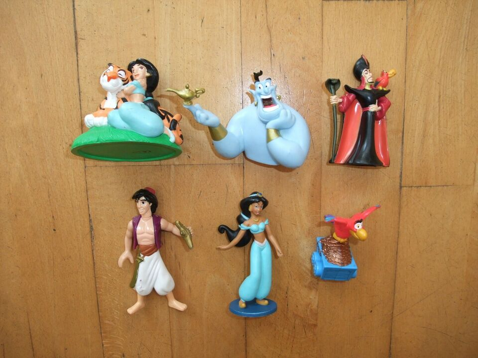 Disney, Aladdin Figurer , Disney