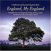1 of 1 - England My England - A Collection of Essential English Music (1994)