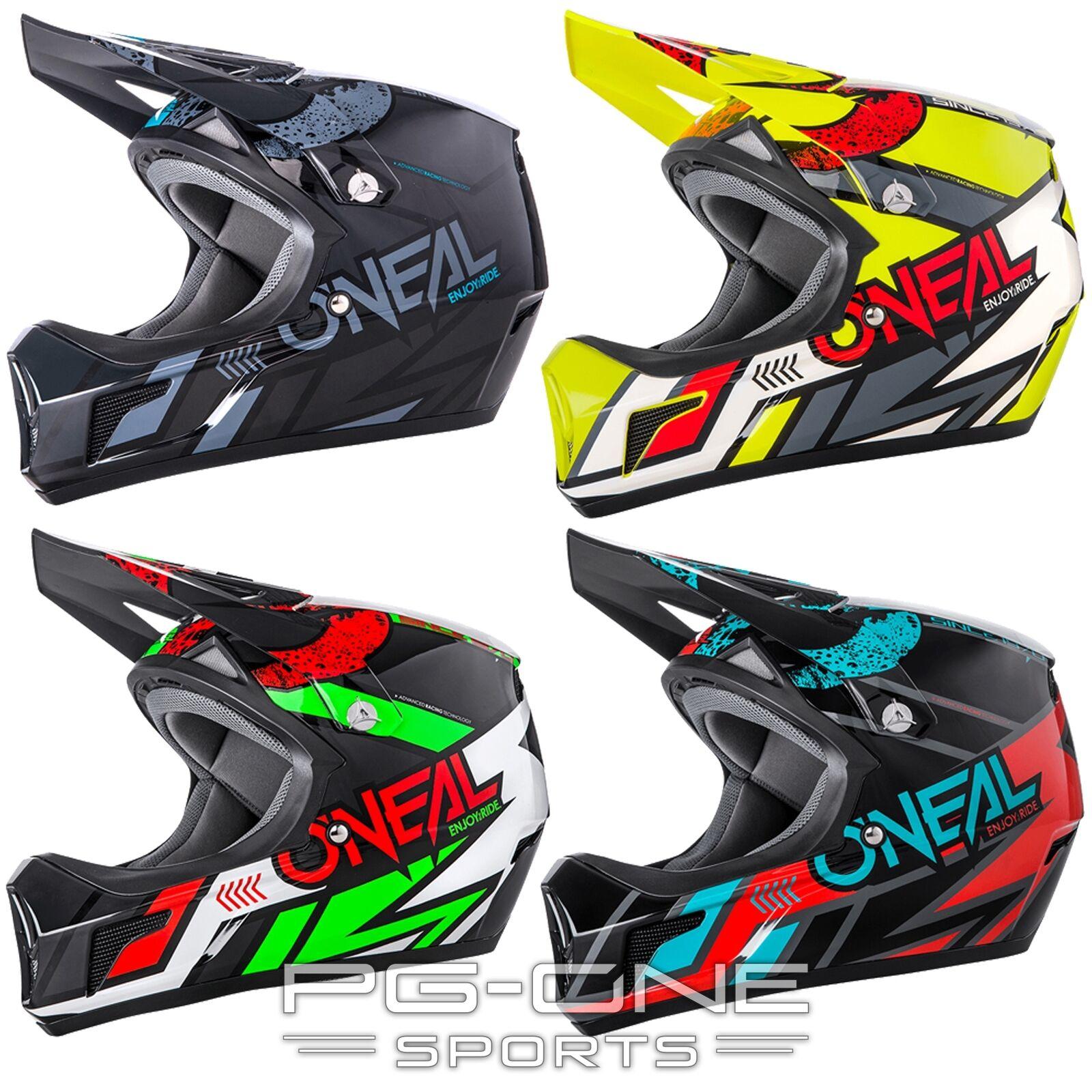 ONEAL Sonus Downhill Helmet-Enduro Helmet-Cycling Helmet-nouveau