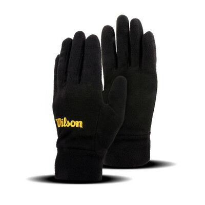 Wilson Winter Gloves 1 Pair Black Size M L Mens Warmer