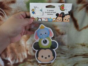 CLOSEOUT-SALE-Imported-From-USA-Disney-Tsum-Tsum-Scented-Stickers-A-1