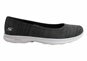NEW-SKECHERS-WOMENS-GO-STEP-TRACE-COMFORTABLE-MEMORY-FOAM-FLATS