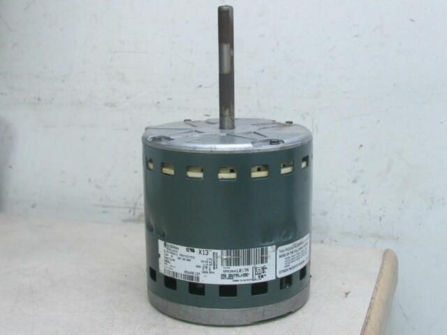 GE Genteq 6205E Evergreen 1//2 HP 230 Volt Replacement X-13 Furnace Blower Motor