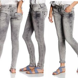 Gutherzig Herrlicher Damen Jeans Hose Piper Slim Gravel Frauen Jeanshose Neu Uvp 119 € Elegant Im Geruch