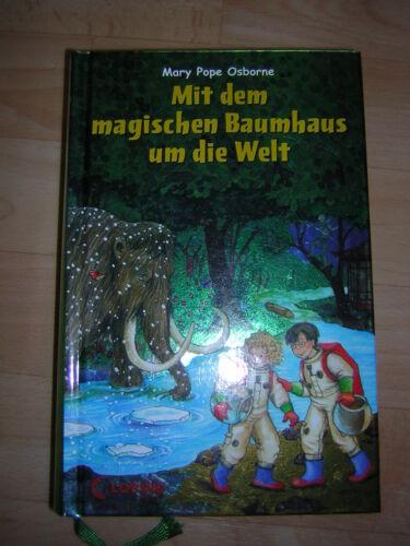 1 von 1 - Mit dem magischen Baumhaus um die Welt 9783785564936