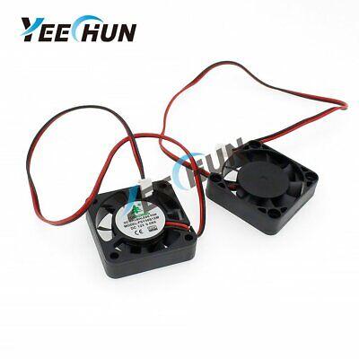 2 pcs x FONSONING FSY40S12M 4010 4cm 40mm 40x40x10mm Fan 12V 0.08A VGA 2Pin