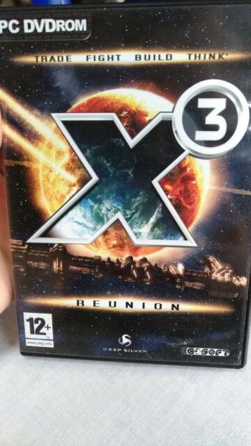 X3 : Reunion   PC DVD