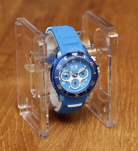 Armbanduhr-Ice-Watch-Ice-Aqua-Chrono-Malibu-Medium-Unisex-NEU-OVP-UVP-129