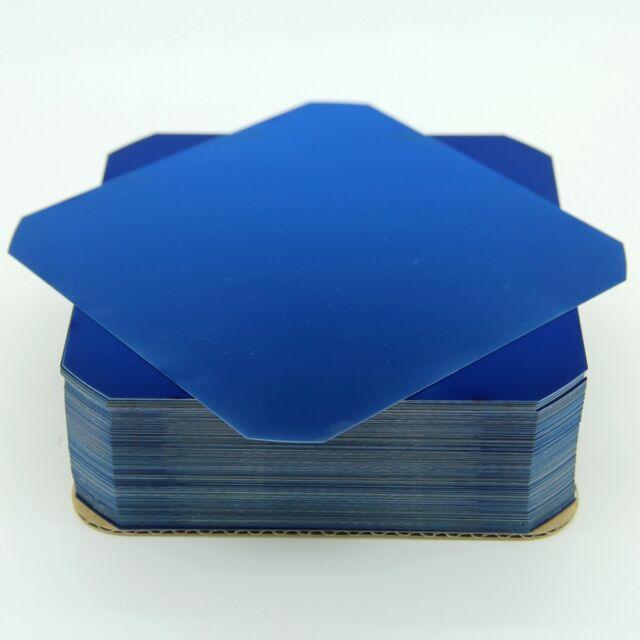 Sunpower Maxeon Mono Solar Cell 3.55W 125x125mm /Busbar dogbone connector