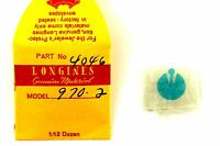 Old Stock Longines Cal. L.970.2 Bottom Battery Insulator 4046
