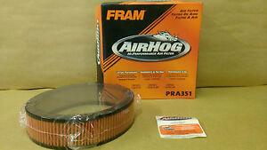 FRAM PRA3566 Air Hog Round Filter