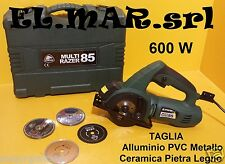 STAYER Seghetto circolare multifunzione RAZER 85K legno metallo PVC Alluminio