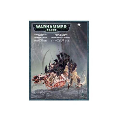 Tyrannofex Tyranid Warhammer 40K NIB Flipside