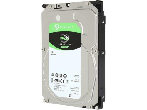 Seagate Hard Drives ST4000DM004 4TB 5400 RPM 256MB Cache OEM