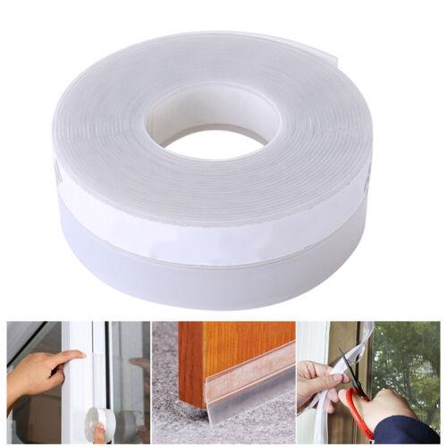 Weather Stripping Sliding Door Seal Strip Frameless Silicone for Door Bottom Win