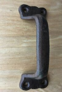 Heavy-Handles-Pulls-Door-Rustic-cast-iron-Barn-Shed-Gate-Handles-Set-of-2