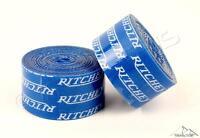 Ritchey Mtb Bike Snap-on Rim Tape Set 29 700c X 20mm Blue One Pair 29er