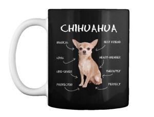 Chihuahua Magical Loyal Life Saver Gift Coffee Mug