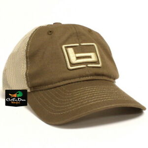 5a1e1c6acf9 NEW BANDED GEAR CHINO TWILL MESH BACK TRUCKER CAP HAT OLIVE W  LOGO ...