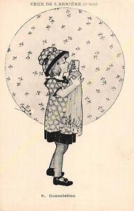 CPA Illustrator Maryel Circa 1914 1918 Series 2 n6