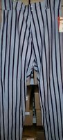 Baseball Pant Pinstripe Worth Mayhem Color Choice Men Size 2xl