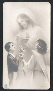 Image pieuse ancianne de Jesus andachtsbild santino holy card estampa XW3YiCOg-09085627-685120727