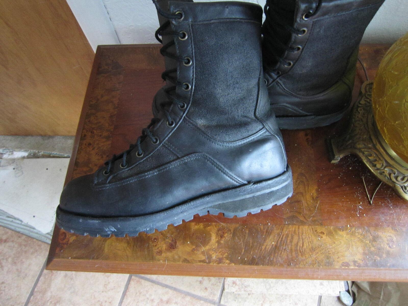DANNER ACADIA stivali - nero Insulated & Goretex - Dimensione  8D Men's
