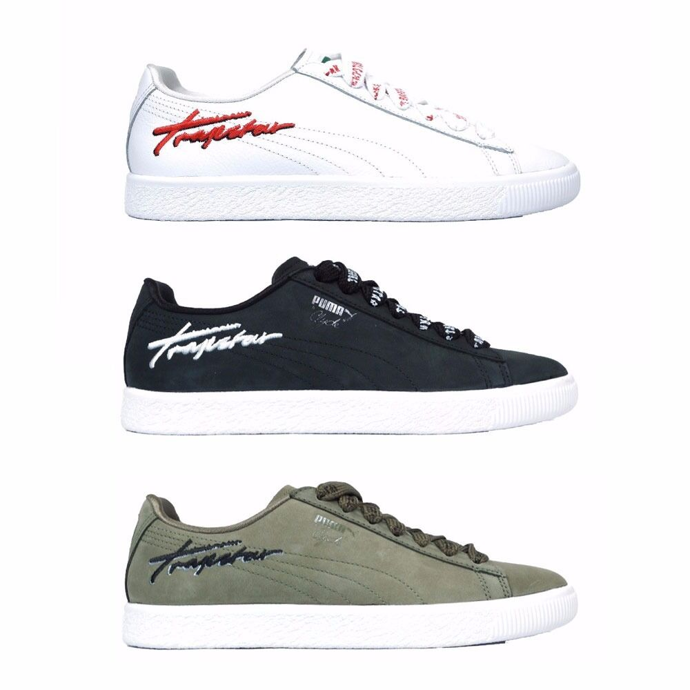 dcf71a1397b7 Buy PUMA X Trapstar Clyde Bold US 11 Burnt Olive online
