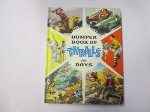 Good-Bumper-Book-Of-Thrills-For-Boys-Lane-Naunton-amp-Et-Al-3000-01-01-Foxin
