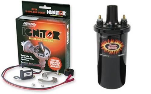 PerTronix Ignitor Module Coil Buick Cadillac 8cyl w//Delco Distributor 6V Neg