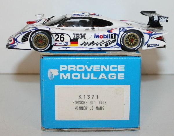 Provence Moulage 1 43 Scale Resin k1371 Porsche gt1 1998 Winner Le Mans  26