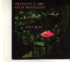 (DR722) Francois & The Atlas Mountains, City Kiss - 2012 DJ CD