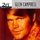 10 Great Songs: 20th Century Masters - The Millennium Collection by Glen Campbell (CD, Apr-2014, Universal Music)