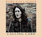 Calling Card 0887254756026 by Rory Gallagher CD